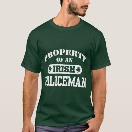 Property of Policeman T-Shirt