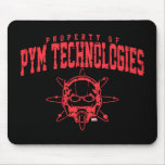 Property of PYM Technologies Mouse Pad