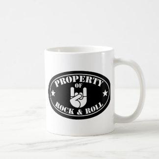 Property of Rock Coffee Mug