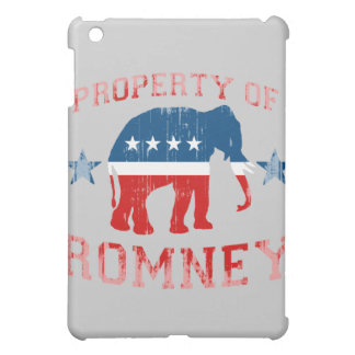 PROPERTY OF ROMNEY CASE FOR THE iPad MINI