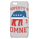 PROPERTY OF ROMNEY iPhone 5C COVER
