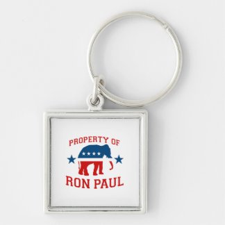 PROPERTY OF RON PAUL KEY CHAIN