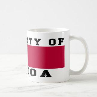 Property Of Samoa Coffee Mugs