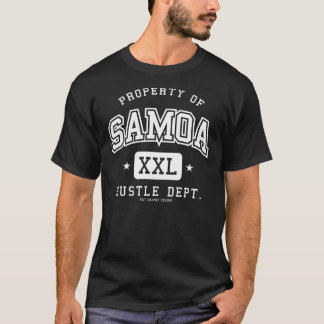 Property of SAMOA T-Shirt