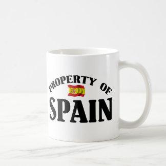 Property Of Spain Coffee Mug