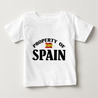 Property Of Spain Tshirt