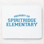 Property of Spiritridge Mousepad