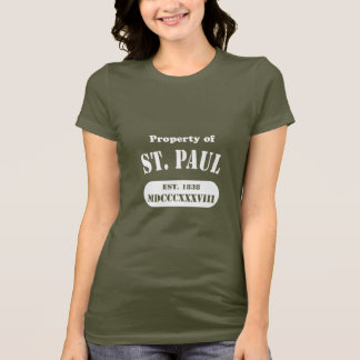 Property of St. Paul T-Shirt