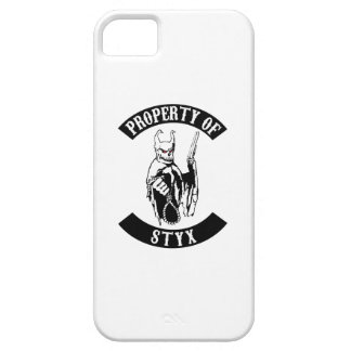 Property of Styx i phone 5 cover