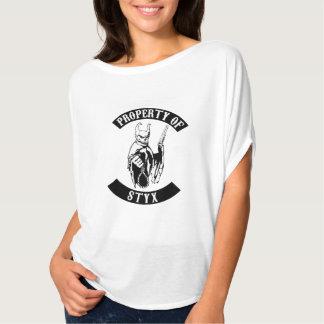 Property of Styx t shirt