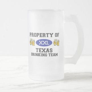 Property of Texas Drinking Team Mug