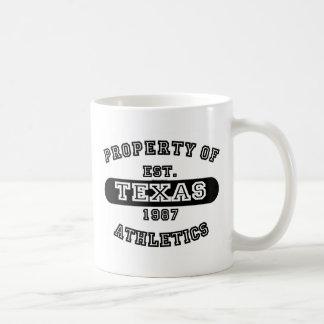 Property of Texas shirts Mugs