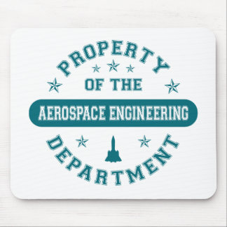 Property of the Aerospace Engineering Department Mouse Pad