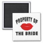 Property of the Bride Magnet