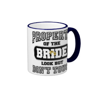 Property Of the Bride Mugs