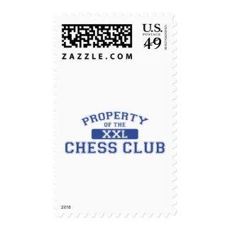 Property Of The Chess Club XXL Postage