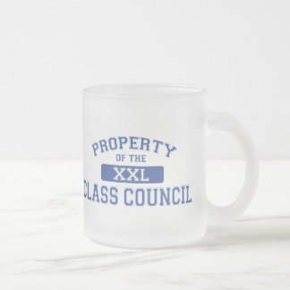 Property Of The Class Council Coffee Mug