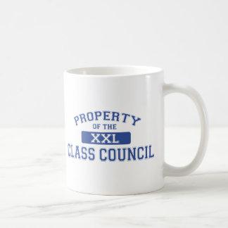 Property Of The Class Council Mug