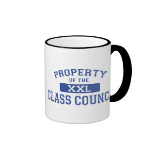 Property Of The Class Council Mugs