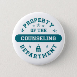 Property of the Counseling Department Button
