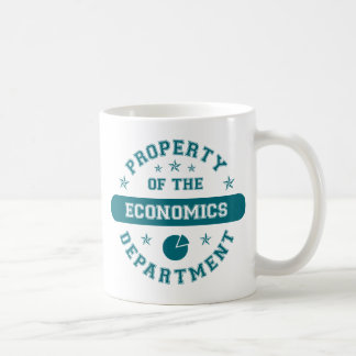 Property of the Economics Department Coffee Mugs