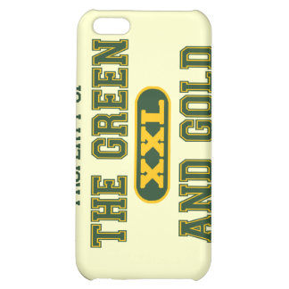 Property of The Green and Gold1 Case For iPhone 5C