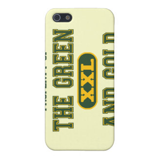 Property of The Green and Gold1 Cases For iPhone 5