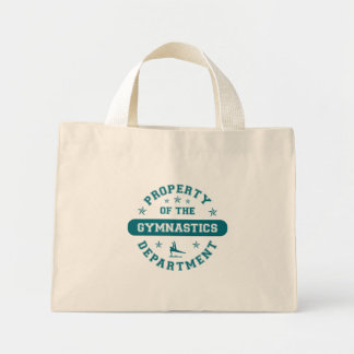 Property of the Gymnastics Department Bags