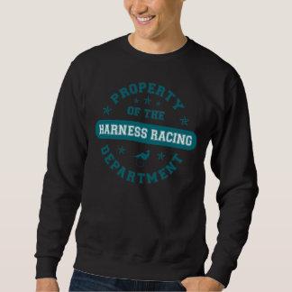Property of the Harness Racing Department Sweatshirt