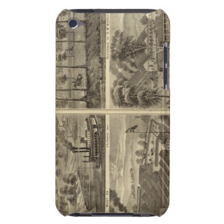 Property of the Hartford City Coal and Salt Case-Mate iPod Touch Case