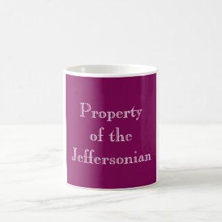 Property of the Jeffersonian Coffee Mug