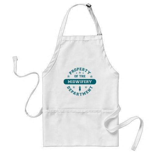 Property of the Midwifery Department Apron