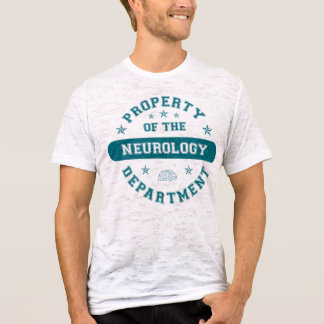 Property of the Neurology Department T-Shirt