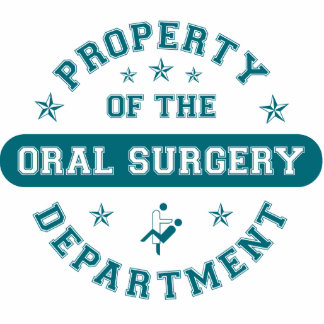 Property of the Oral Surgery Department Photo Cut Outs