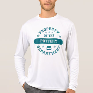 Property of the Pottery Department T Shirt