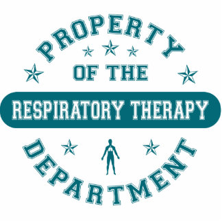 Property of the Respiratory Therapy Department Photo Sculptures