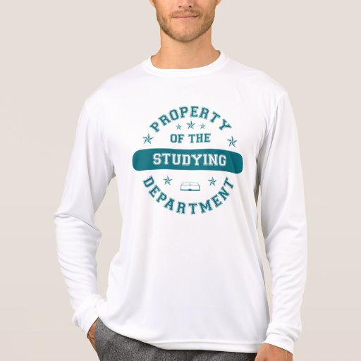 Property of the Studying Department Shirts