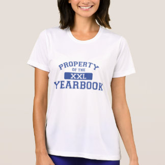 Property Of The Yearbook XXL T-shirt