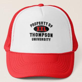 Property of Thompson University Trucker Hat