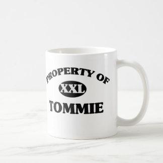 Property of TOMMIE Mug