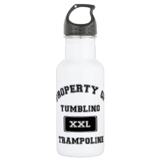Property of Tumbling Trampoline Water Bottle