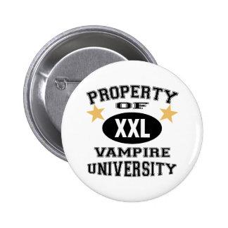 Property Of Vampire University Pins