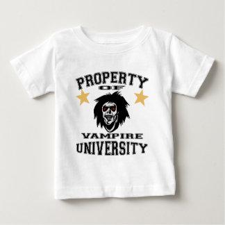 Property Of Vampire University Infant T-shirt