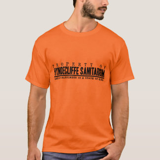 Property of Wyndecliffe Sanitarium T-Shirt
