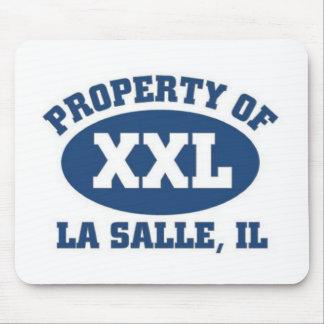 Property of XXL La salle Mouse Pad