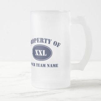 Property of Your Fantasy Team Mugs