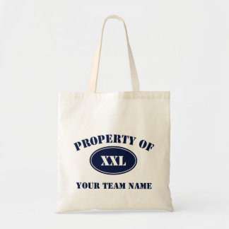 Property of Your Fantasy Team Tote Bag