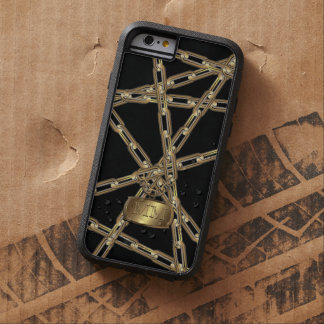 Property Of / Your Initials / Chain Protected Tough Xtreme iPhone 6 Case
