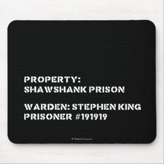 Property: Shawshank Prison Mouse Pad