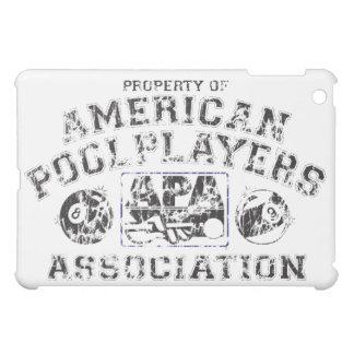 Propery of APA - Distressed iPad Mini Case